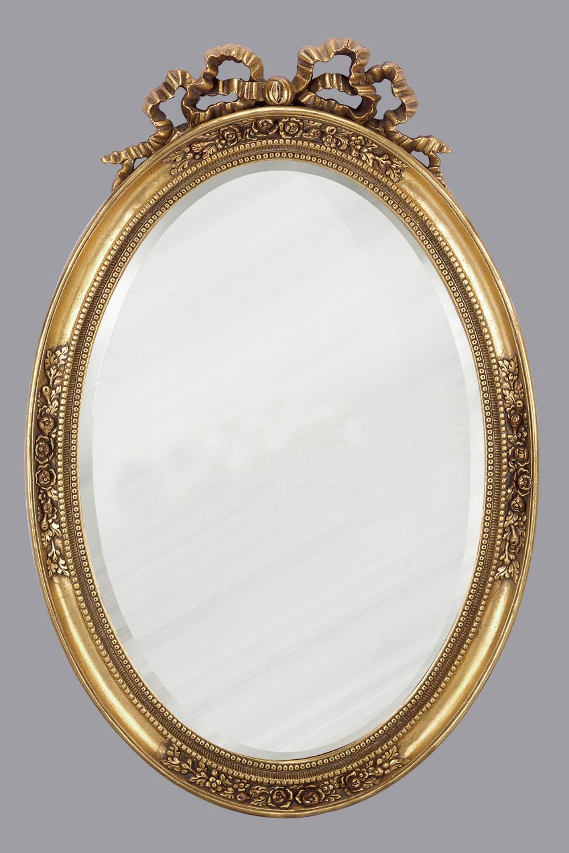 Specchio bagno disegno - Specchio ovale per bagno ...