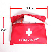 Free Shipping New First Aid Emergency Medical Kit Survival Wrap Gear Hunt Camp(China (Mainland))