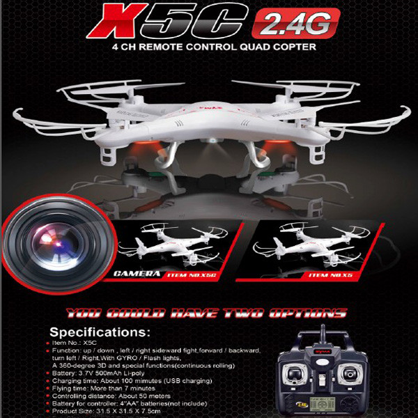 Syma X5C X5C/1 2 syma x5 x5c x5c 1 explorers new version without camera transmitter bnf