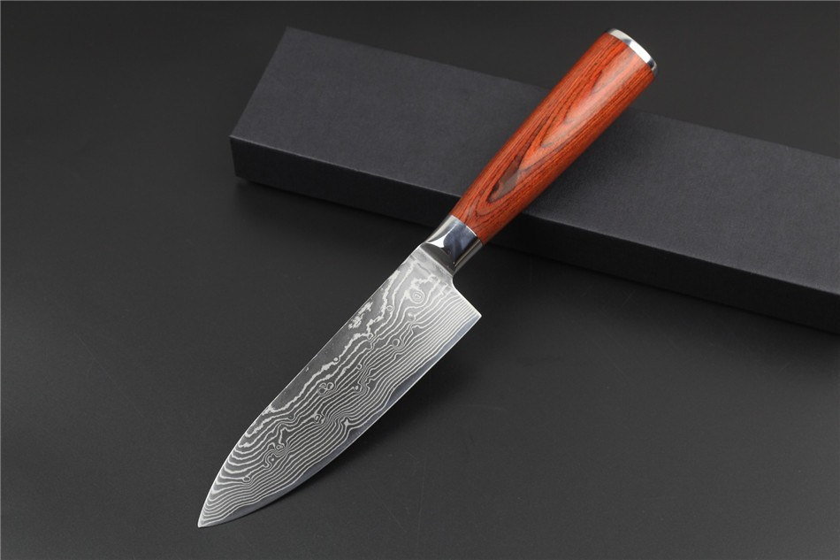Buy damascus knives,cooking tools,kitchen knives,chef ,japan ,sushi knife,professional kitchen knife, cheap