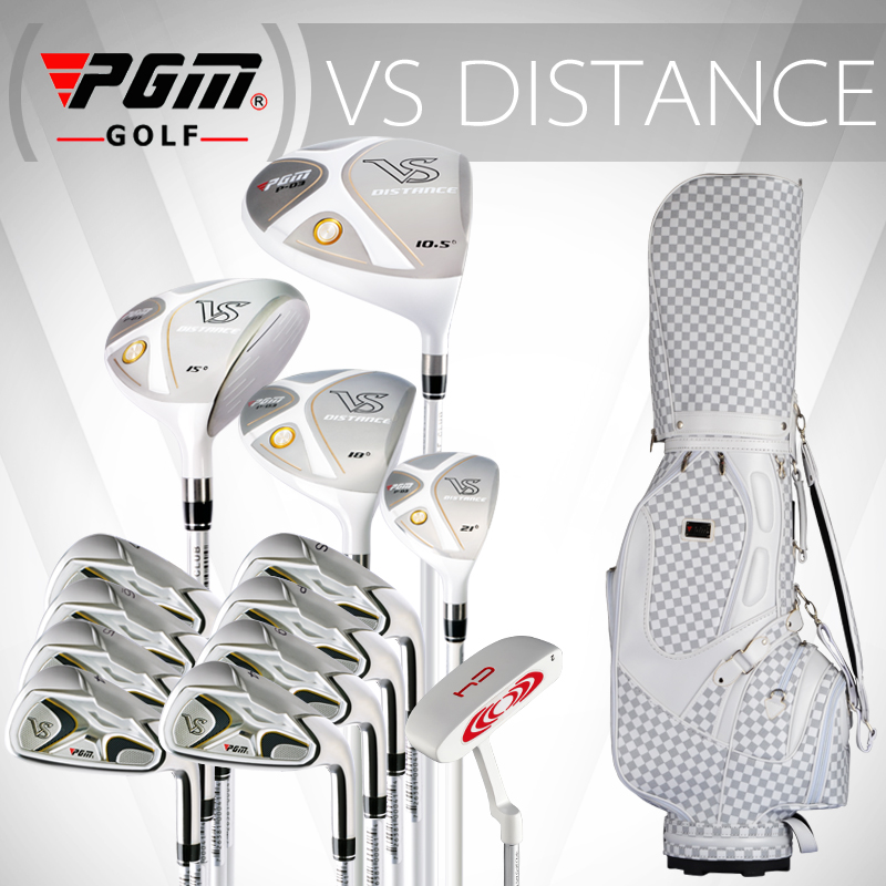 PGM-VS for MENS, Professionalism. Titanium alloy for the driver. Full golf set. Professional golf clubs complete set with bag