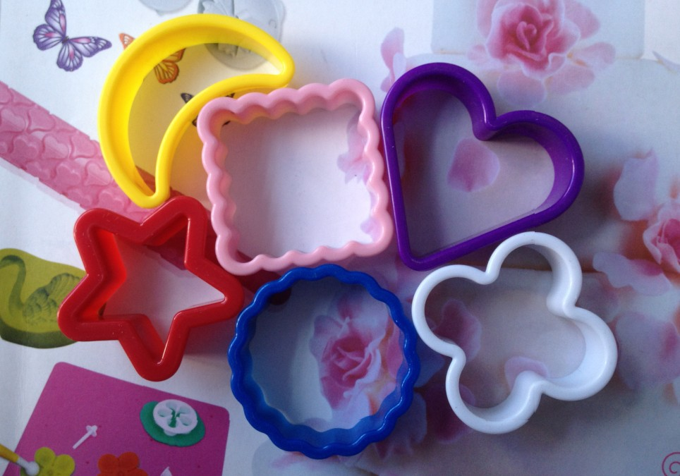 Free shipping 6pcs Baking mould super cute mold cookie cutter mold cookie cake moulds 020109(China (Mainland))