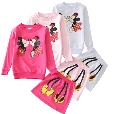 Комплект одежды для девочек Girls Clothing Sets KUKU 2015 t + 2 Baby Girl Clothes T148 year cotton long sleeves baby kids children suits boys pajamas christmas girls clothing sets clothes