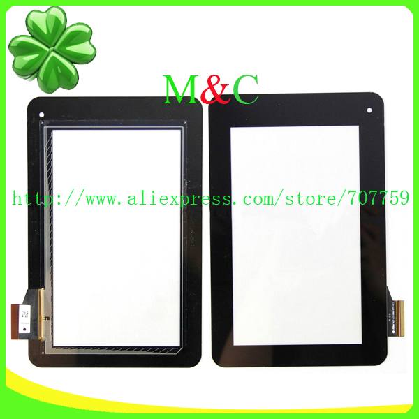 5pcs/lot 100% Original Touch Screen For Acer Iconia Tab B1-710 B1-711 With Digitizer Glass Panel Tablet PC Free Shipping+Track<br><br>Aliexpress