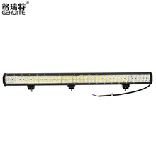 2PCS/Lot 234W Work Light Bar Waterproof LED Light Offroad Boat Car Truck Tractor LED Floodlight Driving Light Wholesale(China (Mainland))