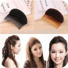 Women Fashion Hair Styling Clip Stick Bun Maker Braid Tool Hair Accessories(China (Mainland))