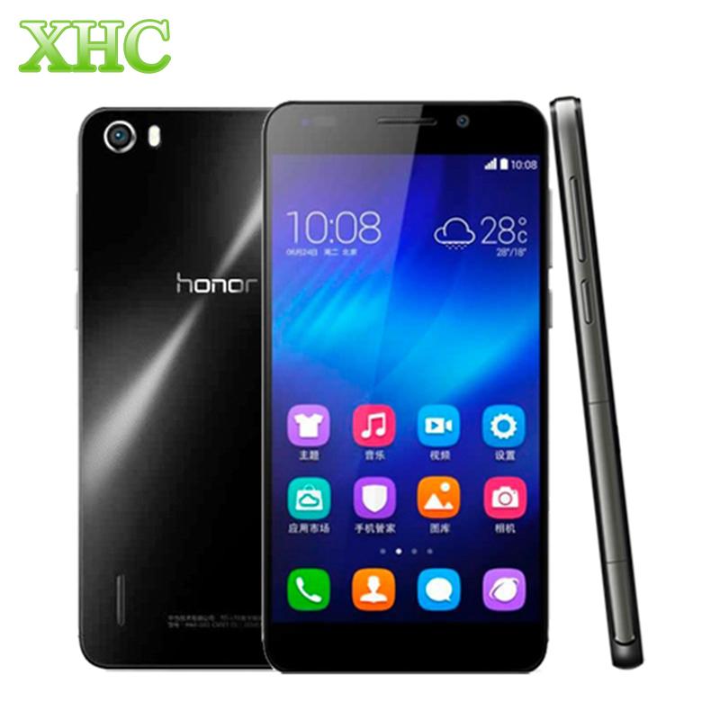 Original Huawei Honor 6/ 6 Plus Mobile Phone 4G LTE WCDMA Kirin 920 octa core 3GB Ram 16GB /32GB Rom Android 3100mAh Phone Cell(China (Mainland))
