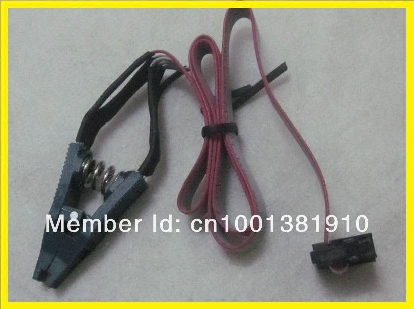 Free shipping SOP8 SOP 8 Clamp SOIC8 SOIC 8 Clip For USB universal Progrmmer IC Socket TL866CS/TL866A/EZP2010(China (Mainland))