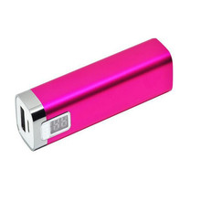 1 Pcs 2600mAh Mobile Power Bank External Battery Portable Charger Mobile Phone Powerbank With Digital Display