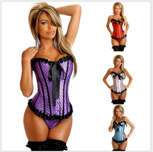 Western Corsets Sexy Lingerie