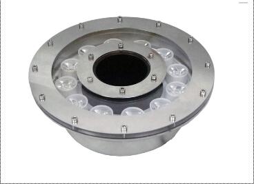 IP68 waterproof AC12V 12w Bridgelux led pool lighting led fountain lamp Applicable in chlorine(fresh) or Salt(sea) water 60pcs(China (Mainland))