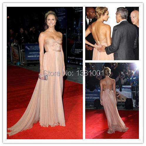 Вечерние платья в стиле голливуд