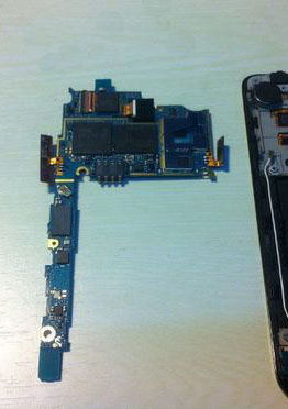 Original Unlocked Working For Samsung Galaxy S2 i9100G Motherboard Logic Board With Chips(China (Mainland))