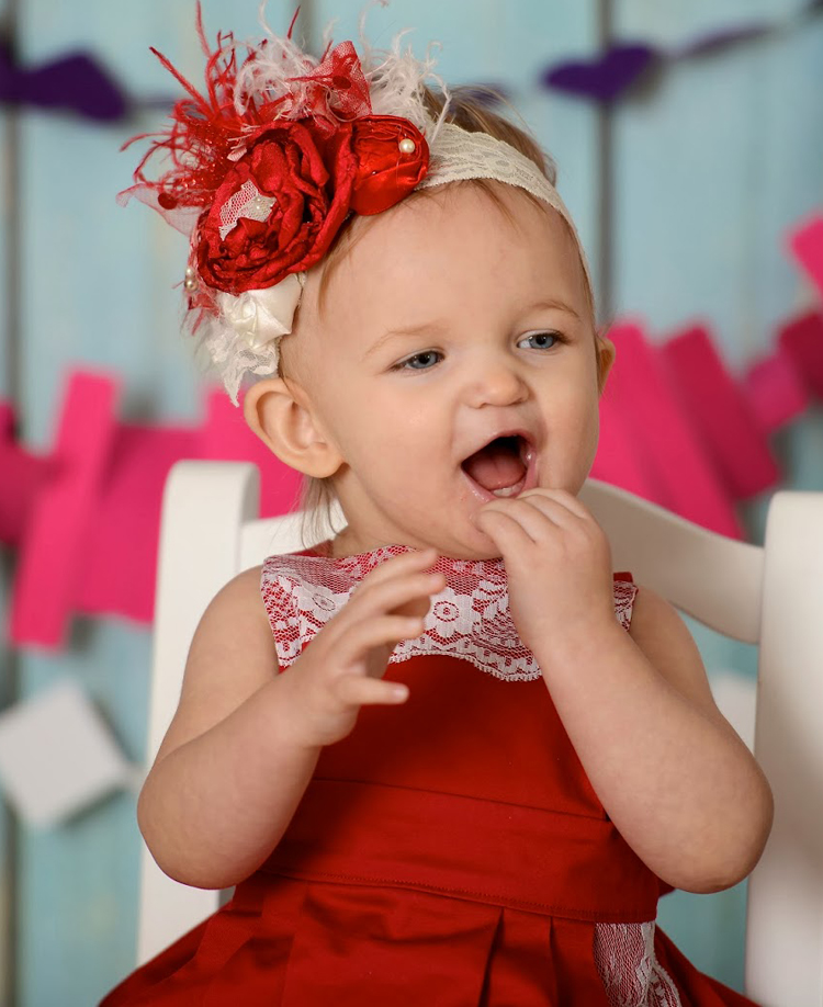 1-2 Years Baby Gowns Cute Sleeveless Square Neckline Mid-calf Ruffles Appliques Baptism Dress Baby Girl Red Christening Gowns<br><br>Aliexpress