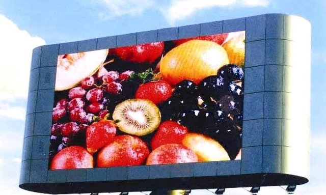 Outdoor P16 Full-color LED Display