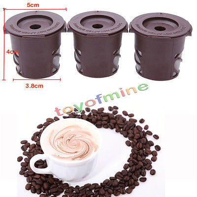 Keurig K-Cups Refillable Coffee Single Cup Reusable Filter For Coffee Machine SM(China (Mainland))
