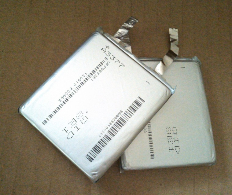 865 261 new original Sanyo batteries phone batteries mobile power 3500mAh battery for the core(China (Mainland))