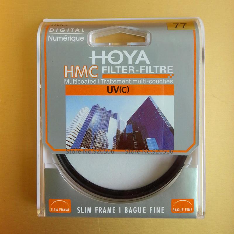 Hoya 77mm Slim Frame Digital HMC UV(C) Multicoated Filter For Pentax Canon Nikon Sony Olympus Camera Lens,Ultra-Violet Filtre(China (Mainland))