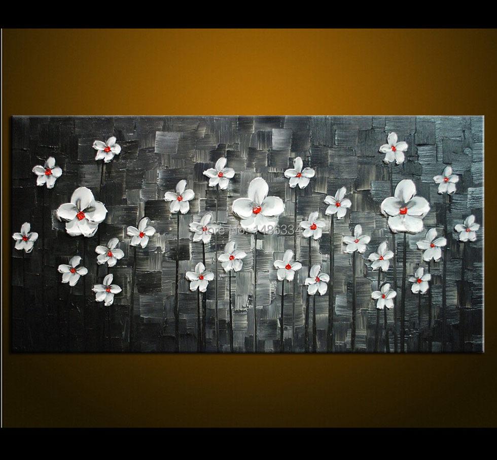 Aliexpress.com: Koop met de hand gemaakt olieverfschilderij ...