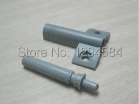 Free Shipping 20pcs/lot Gray Kitchen Cabinet Door Drawer Soft Quiet Close Closer Damper Buffers + Screws(China (Mainland))