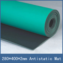 Newsest 280*400*2mm ESD Anti-static Table Blanket Mat for BGA Repair Working , Antiskid and Easy To Clean , Free Shipping(China (Mainland))