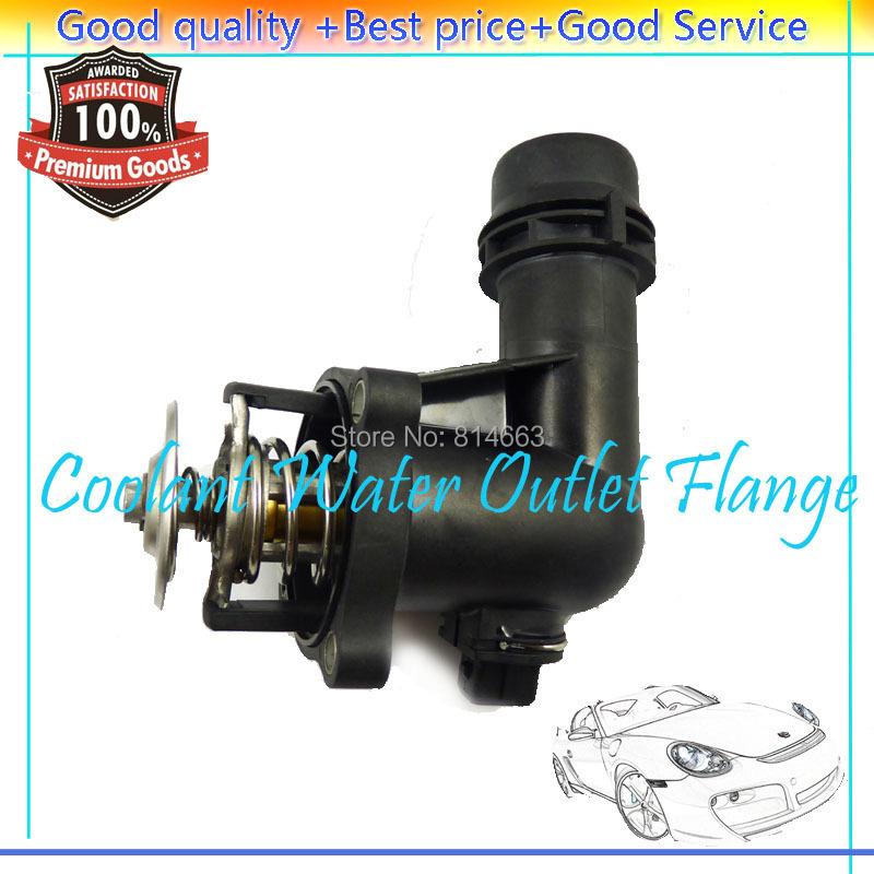 Engine Coolant Thermostat Housing 11531437085/11531436042 For BMW 3 Series E36 E46 Z3 316 318 98 99 00 01 02 03 04 05(JWQBW004)(China (Mainland))