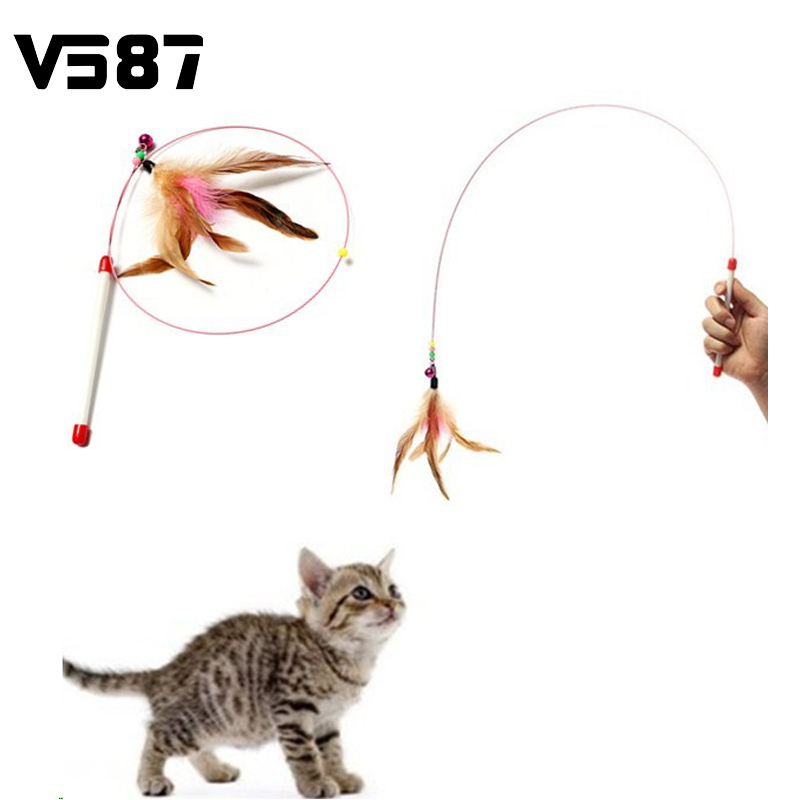 Flying Bird Toys For Cats