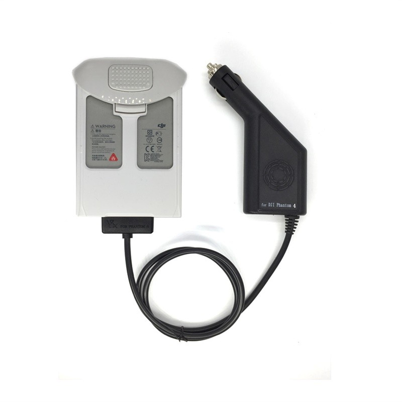 Intelligent Car Charger for DJI Phantom 4 17.5V 4A for Phantom 4 Outdoor Charging Accessories
