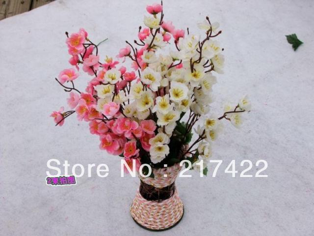 Artificial Sakura flower decoration(China (Mainland))