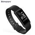 Betreasure N108 Smart Wristband Blood Pressure Heart Rate Monitor Smartband Waterproof IP67 Smart Bracelet Wearable For
