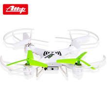 Attop YD212 RC Helicopter Quadcopter 2.4G Wifi FPV Phone Remote Control Drone With HD Camera For Android Or IOS Gift Battery #E