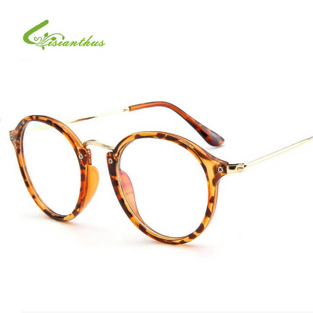 Glasses Frame Trend : New Trend 2016 Women Round Glasses Full Frame Retro Men ...