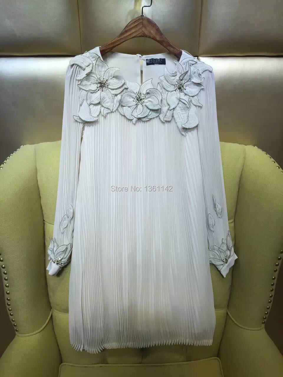 Luxury Brand Runway Dress 2016 New Fashion Dress Women Free ShippingОдежда и ак�е��уары<br><br><br>Aliexpress