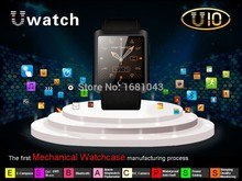 New 2016 New Bluetooth Smart Watch U10 Waterproof  Smartwatch Wristwatch For IOS, Android SmartPhones