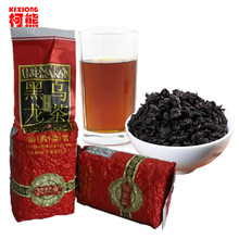250g Oil Cut Black Oolong Tea, China Weight Loss Tea, Scraper Cellulite Slimming Whitening Beauty Oolong Tea, Black Tieguanyin(China (Mainland))