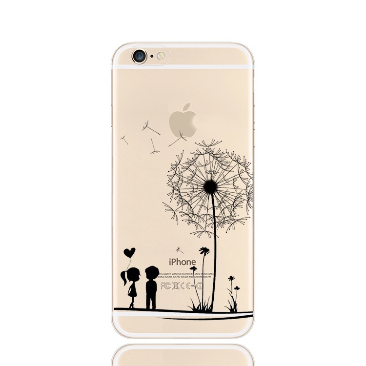 New Fashion Patterns Snow White Princess Plastic Rigid Phone Case for iPhone 5C Cover
