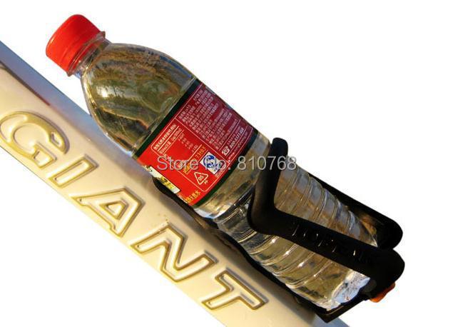 Free Shipping Bike bottle cage mountain bike water bottle rack size adjustable plastic bottle holder 1638