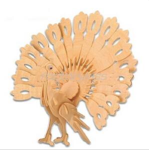 Пазл WHATWEARS 3D Woodcraft 3D 4008-407
