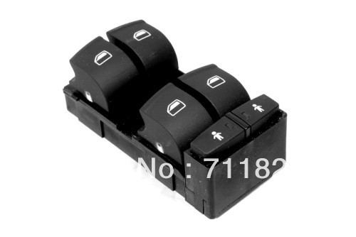 Switch For Electric Windows 4E0 959 851 C For Audi A8 D3<br><br>Aliexpress