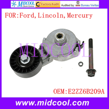 Timing Belt Tensioner Pulley use OE No. E2ZZ6B209A Ford Lincoln Mercury - Ningbo Zhongleng Imp. & Exp. Co., Ltd (midcool store)