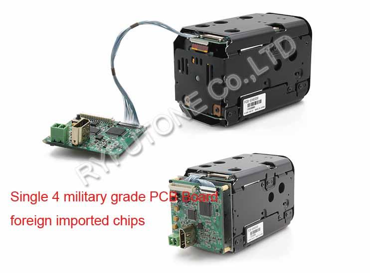 HDMI PCB CCTV Camera Board + SONY FCB-EV7500 camera module(China (Mainland))