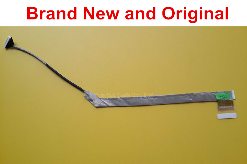 Brand New and original LVDS LCD Cable for HP Probook 4720s 17.3'' laptop ZENO Cable 4520s LCD cable 50.4GL04.011(China (Mainland))