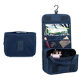Waterproof Polyester Travel Toiletry Cosmetic Bags High quality Hanging Toiletry Bag Makeup Bag Men Organizer Make