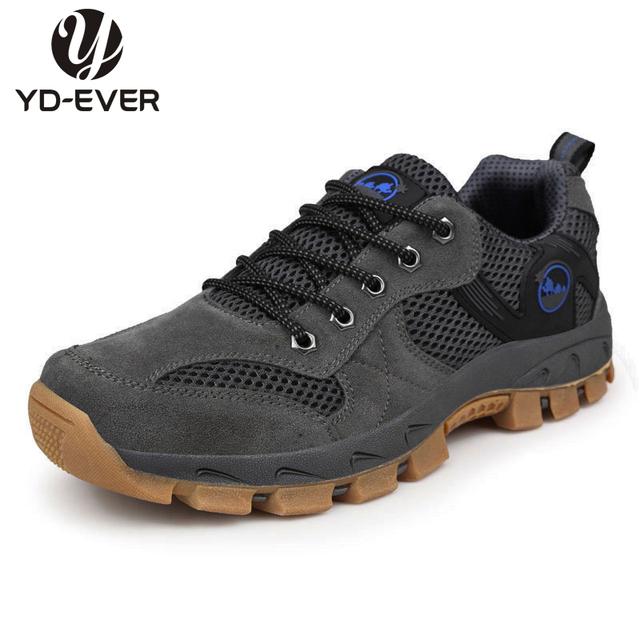 2016 мода мужской обуви пешей свободного покроя мужской обуви дышащие уличной обуви ...