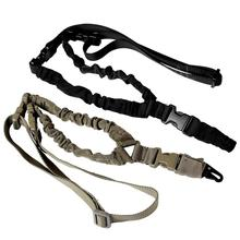 NewOutdoor Tactical One Single Point Gun Rope Adjustable Rifle Gun Sling/Strap #2014 Free Shipping