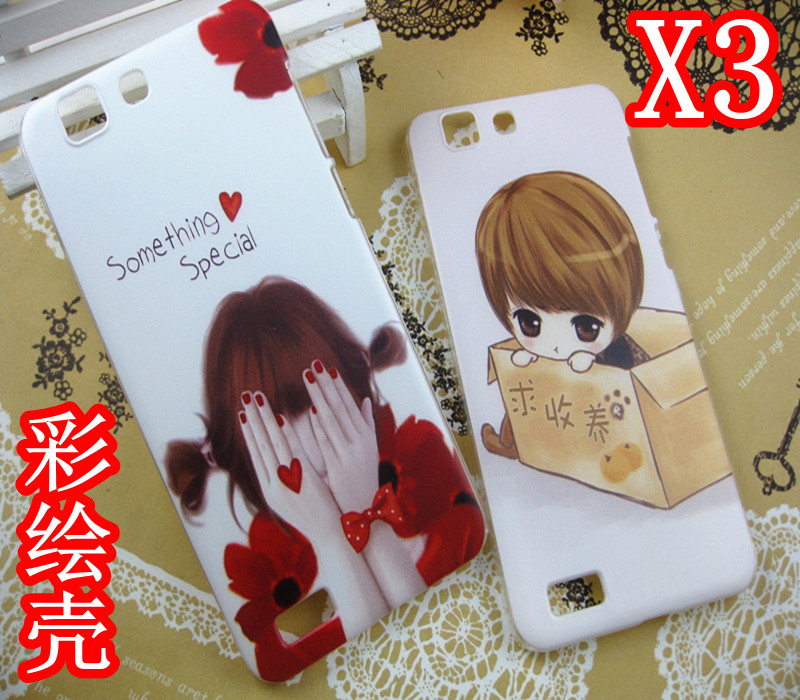 X3 bbk mobile phone case phone case x3 vivox 3t phone case bbk x3 t colored drawing(China (Mainland))