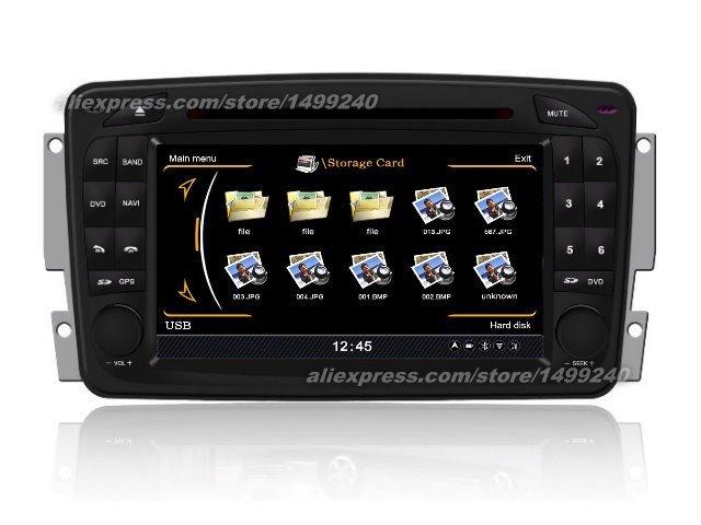 For Mercedes Benz E W210 1995~2003 - Car GPS Navigation System + Radio TV DVD iPod BT 3G WIFI HD Screen Multimedia System(China (Mainland))