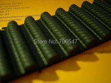 Buy Free 1pcs HTD1144-8M-30 teeth 143 width 30mm length 1144mm HTD8M 1144 8M 30 Arc teeth Industrial Rubber timing belt for $32.50 in AliExpress store