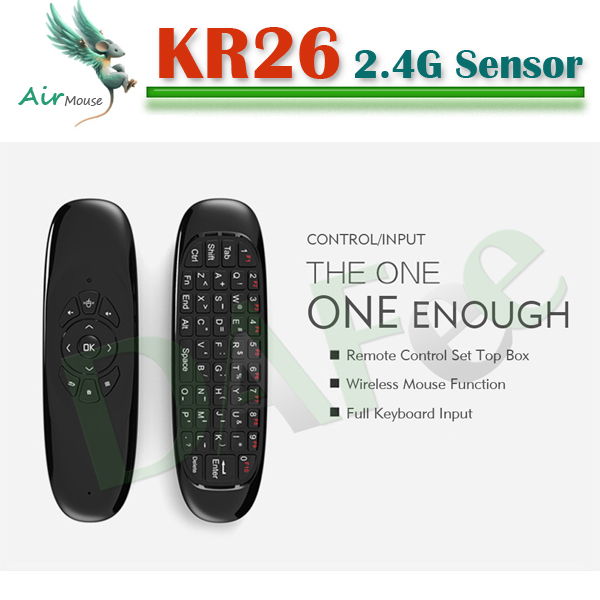 2.4G Air Mouse 2 Sides 6 Axis Gyro TV/Android Box/IPTV/Action Games Fly Mouse Chargable Mini Keyboard Universal Remote Control(China (Mainland))
