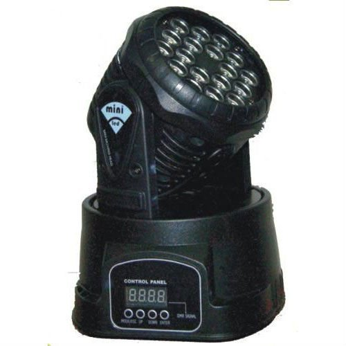 1W*18pcs led mini wash moving head light